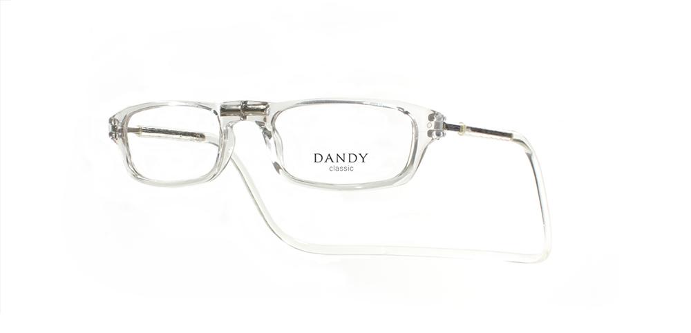 Anteojos Dandy Classic Chicos cristal