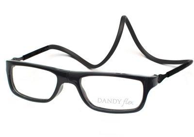 Nuevos Dandy Flex Negro-Negro brillo